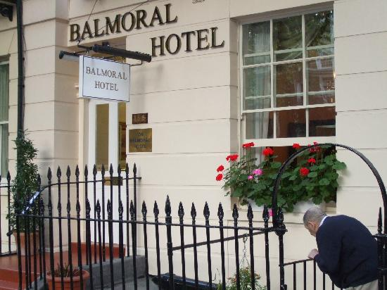 The Balmoral House Hotel Photo De The Balmoral House