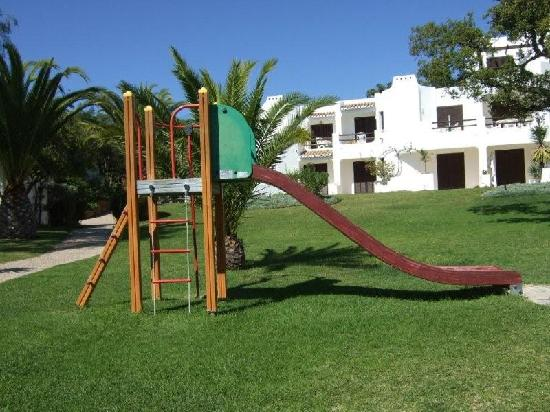 Small Playground But Nice Picture Of Balaia Golf Village