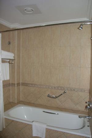 Kibo Palace Hotel: Shower