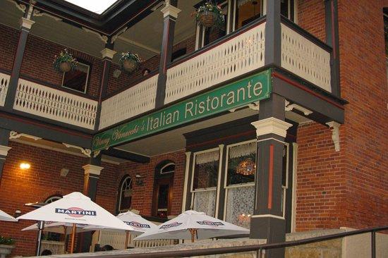 Vinny Vanucchi's, Galena - Menu, Prices & Restaurant ...