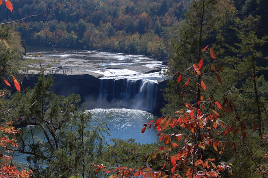 Corbin, Кентукки: Cumberland Falls