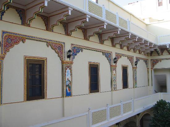 Nawalgarh, Indien: Murals