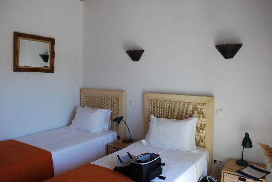 Duas Quintas: Our room