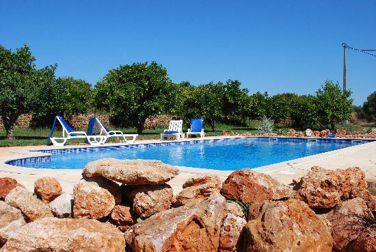 Duas Quintas: swimming pool