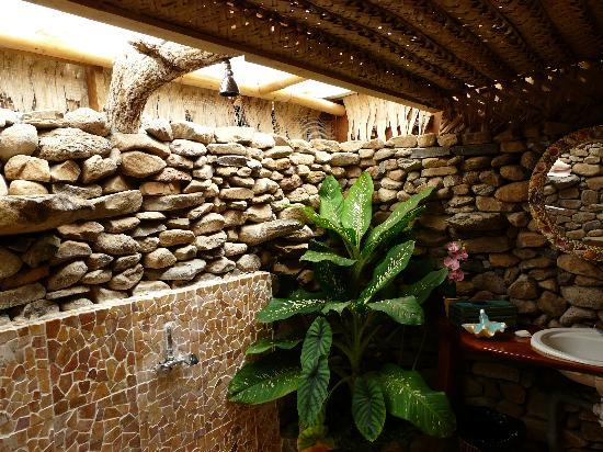 Anapa Beach: salle de bain
