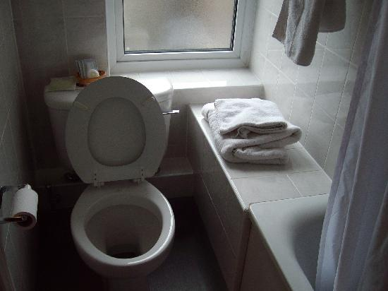 Hotel Westminster: bagno