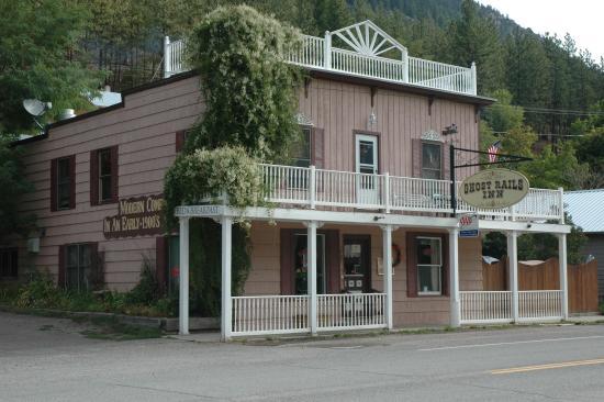 Ghost Rails Inn B&B: Ghost Rails Inn, Alberton, MT