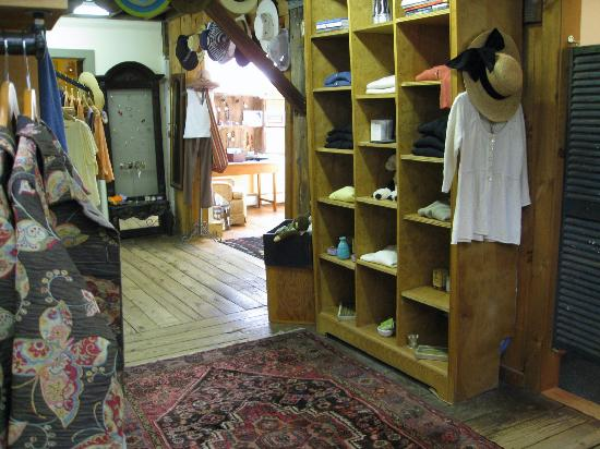 F.H. Clothing Co. : Inside