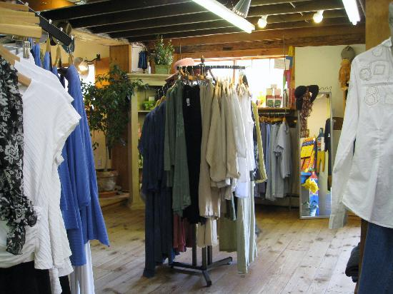F.H. Clothing Co. : More clothes - downstairs