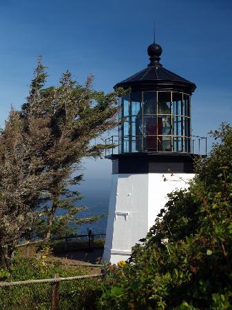 Oregon Coast, OR: Cape Meares Lighthouse