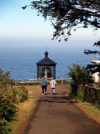 Oregon Coast, Oregón: Cape Meares Lighthouse