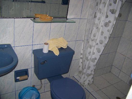 Antares Mystic Hotel : Baño