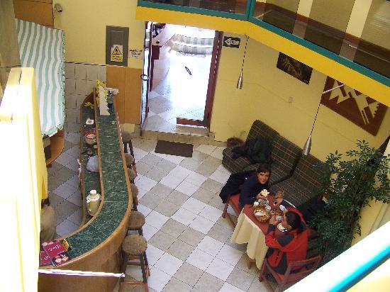 Antares Mystic Hotel : Vestíbulo