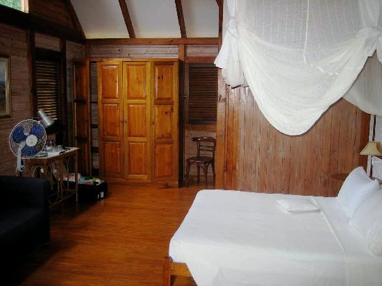 Lazare Lodge: superior room