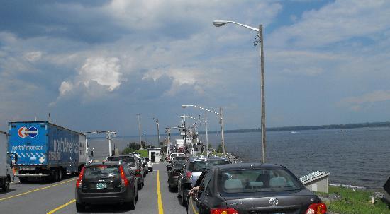 Lake Champlain Ferries: Ferry Line Up - Plattsburg to Grand Isle