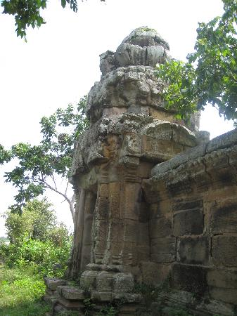 Western Baray : Beautiful structures
