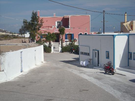 fronte Villa Agas