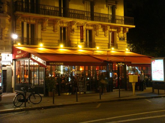 Restaurant Avenue De Suffren Paris