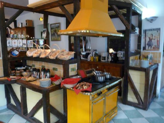 Tsilaosa Hotel and Spa: le salon de thé