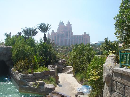 Atlantis, The Palm: View from Aquaventure
