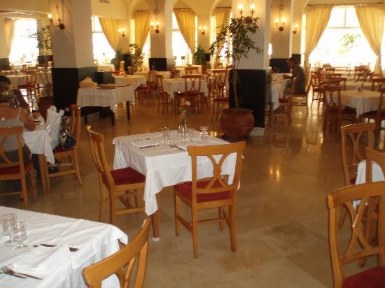 Thalassa Mahdia : restaurant 1