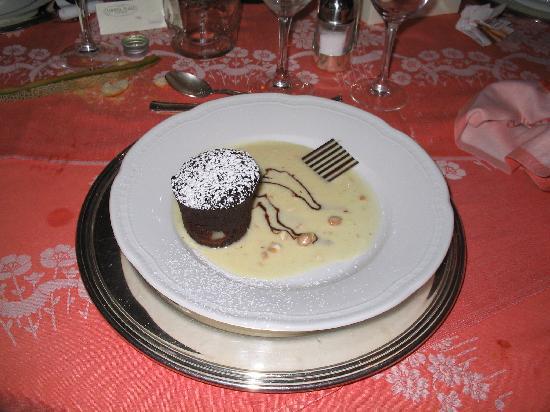 Ponte Arche, Italy: la cena di Gala