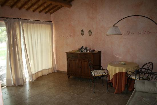 Abbasanta, Italië: Ingresso Suite