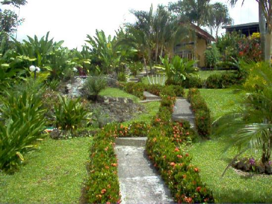 Cataratas Resort: Great Gardens