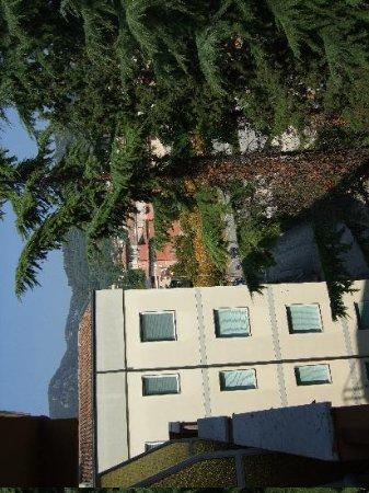 Hotel La Perla: Side view from balcony