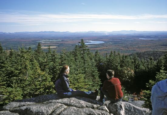 Lac-Megantic, Canada: Discover Megantic by the SUMMIT DRIVE