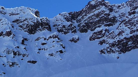 Hotel Valle Nevado: However if you take a Heli or get a guide...
