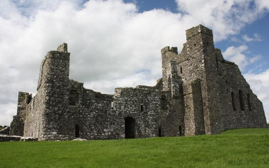Fore Abbey: Ireland: co. Meath - Fore: the Abbey