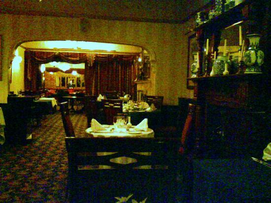 Regency Hotel: Dining room