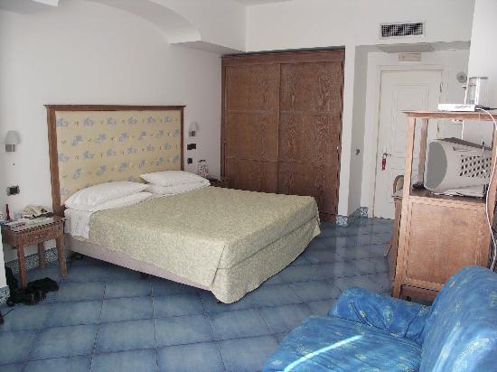 Hotel La Floridiana: Room 68 again