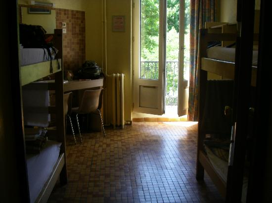 Auberge Jules Ferry : Chambre Typique