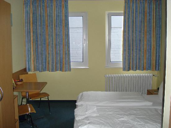 Citylight Hotel : Interior de la habitación