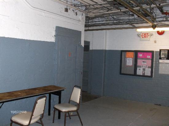 The Basement Were There Was Jail Cells Picture Of Hotel