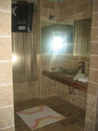 Chesterfield Hotel & Suites: bathroom