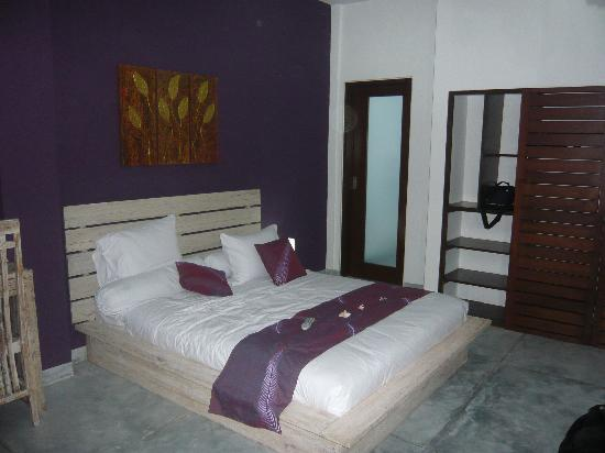 Bali Hotel Pearl : chambre