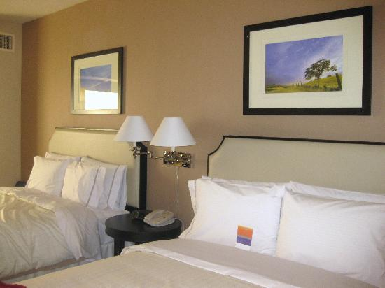 Sheraton Garden Grove - Anaheim South Hotel : brand new room