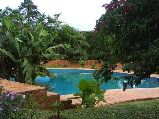 Hotel Carmen Iguazu: la pile muy lida