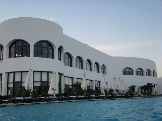 منتجع الخليج الأزرق واحة الريف (منتجع بلو باى ريف أوازيس): The hotel