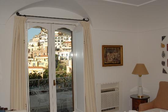 Le Sirenuse Hotel: balcony