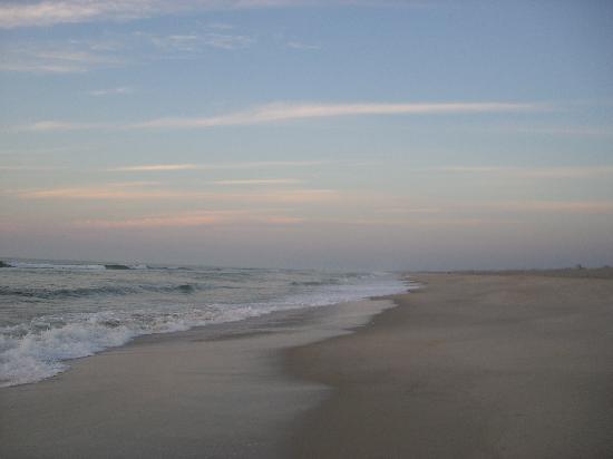 More sunrise picture of assateague island national for Cabins near assateague island