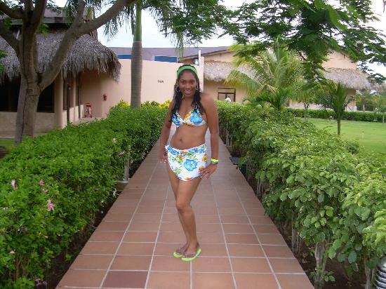 Sirenis Punta Cana Resort Casino & Aquagames: un paisaje muy bonito