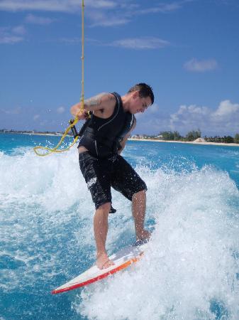 Turtle Sports Ltd: Wakesurfing in the Caribbean!