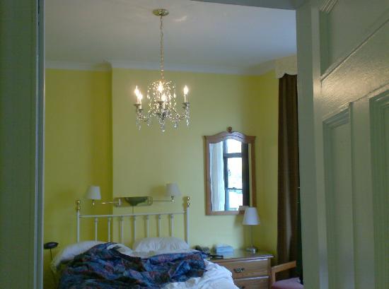أوتل شاتو دي لأرجوت: Very beautiful rooms and clean.