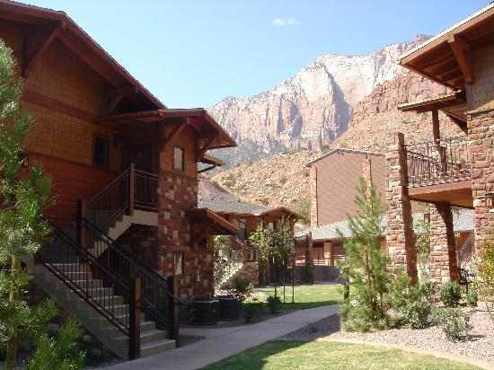 Cable Mountain Lodge : Cable Mtn Lodge