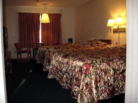 Roosevelt Inn : Bedroom