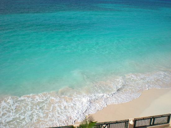 Barbados Beach Club: beautiful water